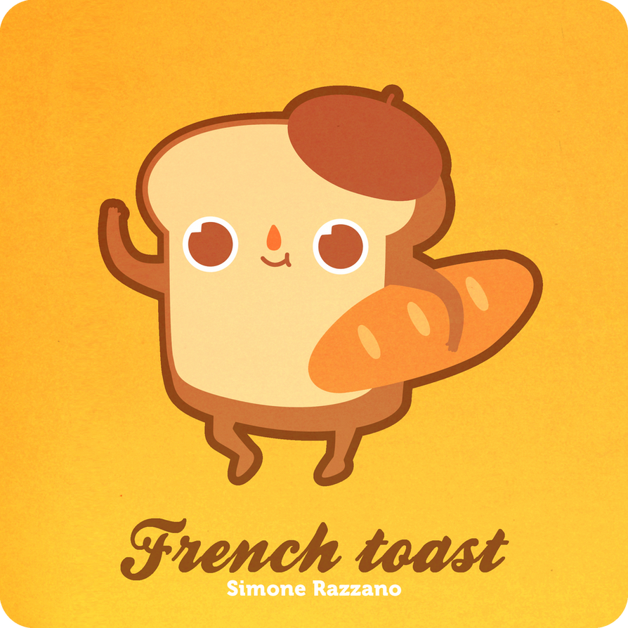 french toast by CreepyShow on DeviantArt