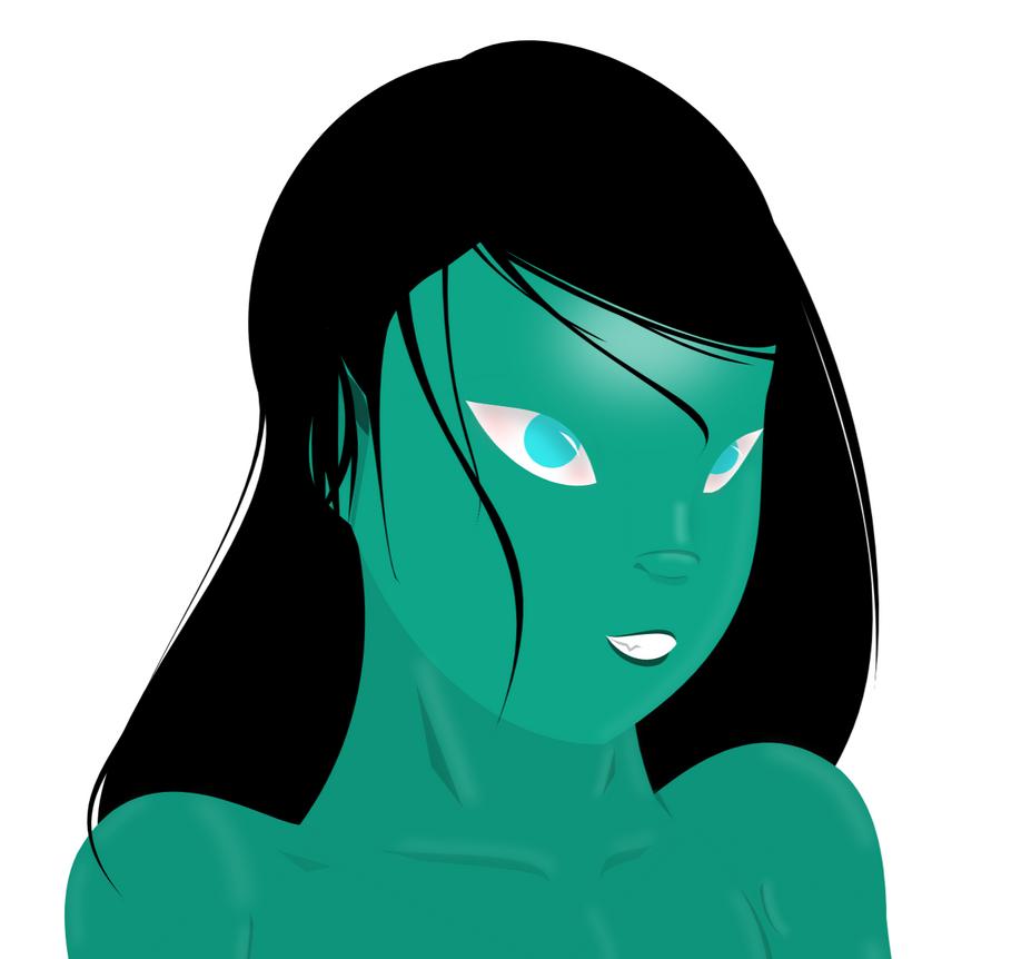 WIP 3: Good Old Mermaid by RubyTailor