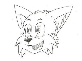 My toon-furry artstyle by Toon-Risu