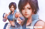 Asuka Kazama Wallpaper