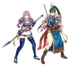 Florina and Lyn