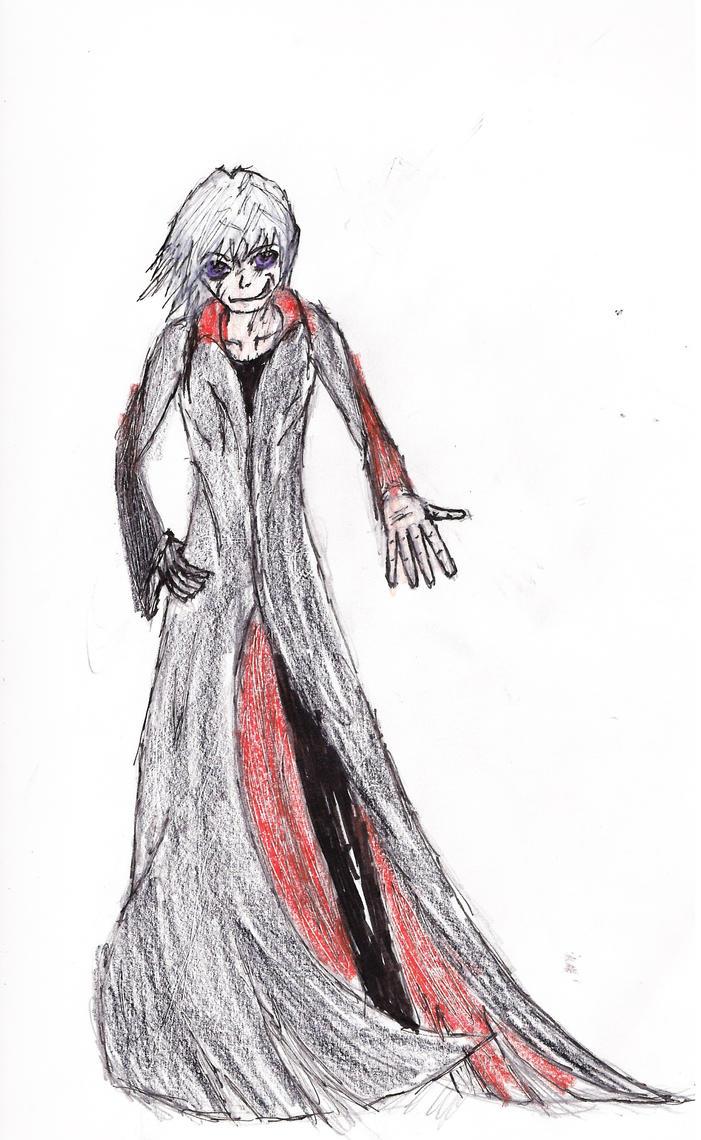 Quick practice sketch by Demonbane775
