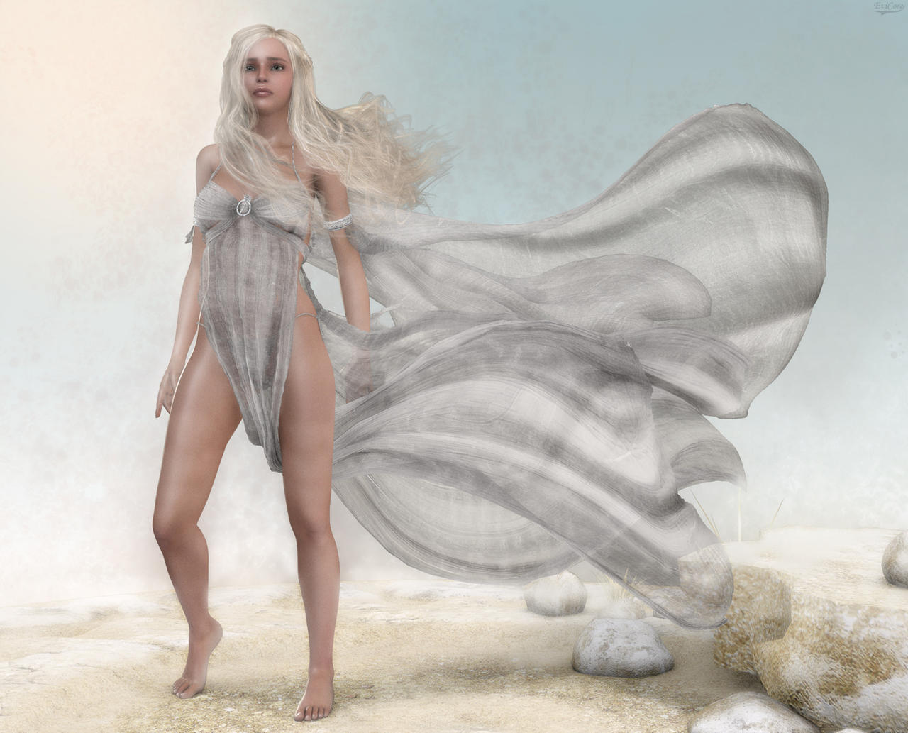 Daenerys Targaryen by EviCore