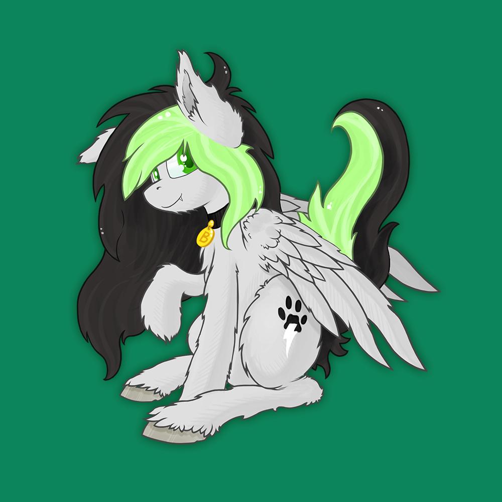 OC: Bree Jetpaw by ponygiftart