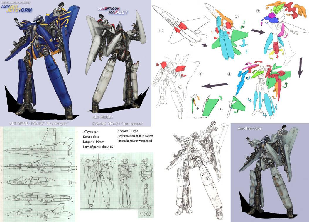Original Transformers by yutori-custom