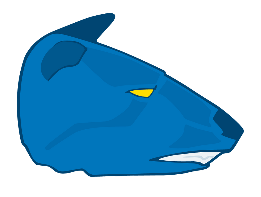 Ouebi Mascot Logo by abiogenic