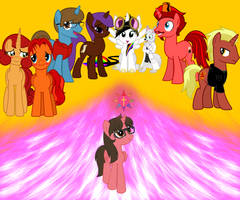 My Inspirational Bronies and Pegasisters