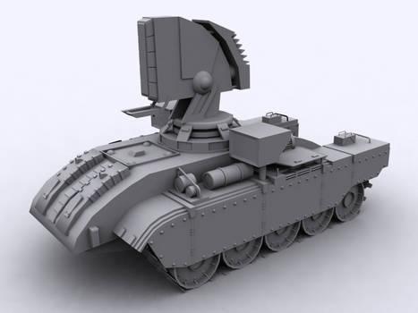 Red Alert 2 Prism Tank