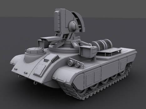 Prism Tank