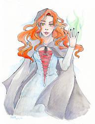 [Gift] Witch Felina