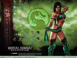 Mortal Kombat - Jade by Six-Sin