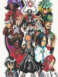 Bleach: We're here to protect! by d13mon-studios