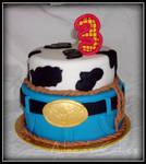 'Woody Cake'