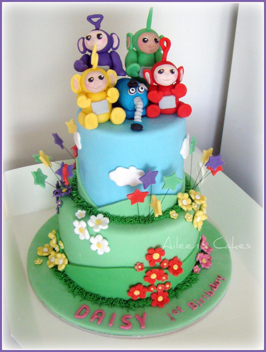 Shane Birthday Cakes