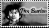 Tim Burton Stamp by MMZ98