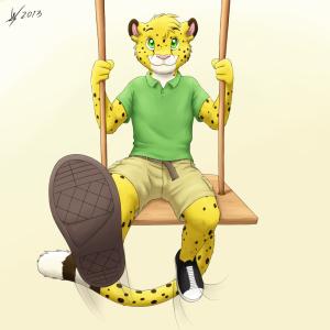 Salmy-Cheetah's Profile Picture