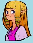 Zelda by lemurali