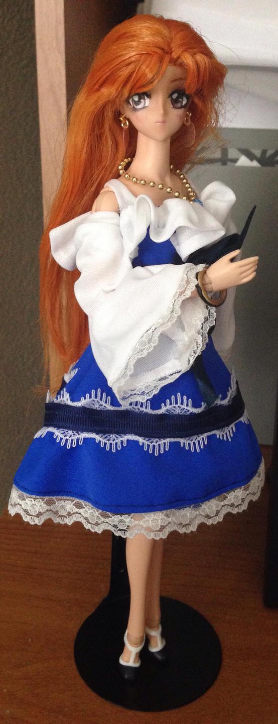 Serenity Wheeler Volk doll (new) by floraiji30