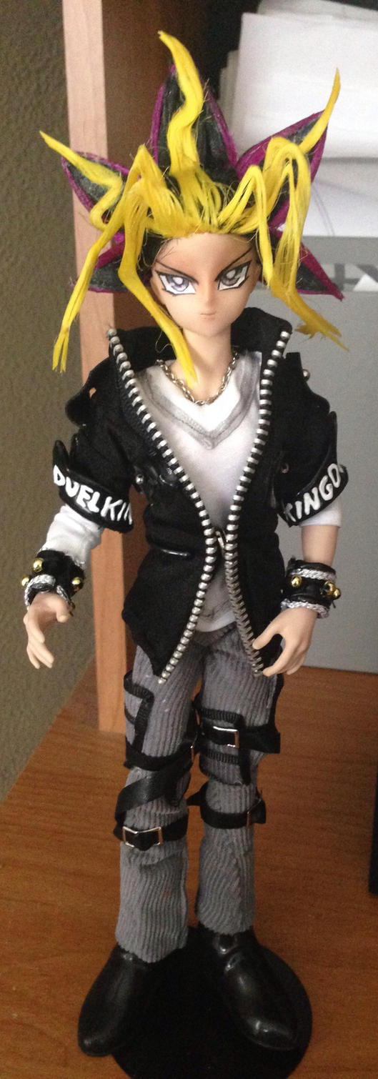 Yami Yugi Volk doll (new) by floraiji30