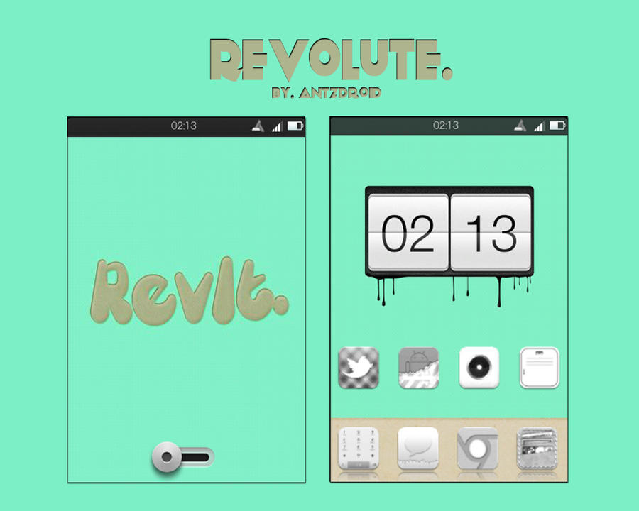 Revolute. by antzdroid