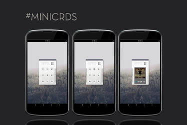 MINICRDS by antzdroid