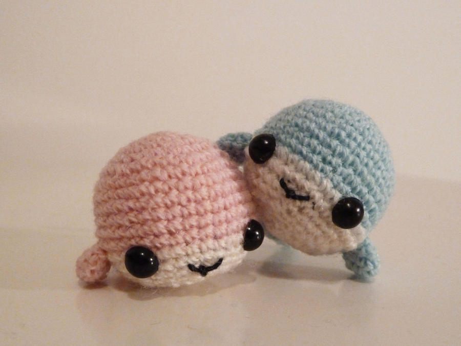 Amigurumi Today Whale : Baby whale amigurumi by cuteamigurumi on deviantart