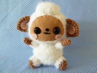 Sheep Amigurumi by cuteamigurumi