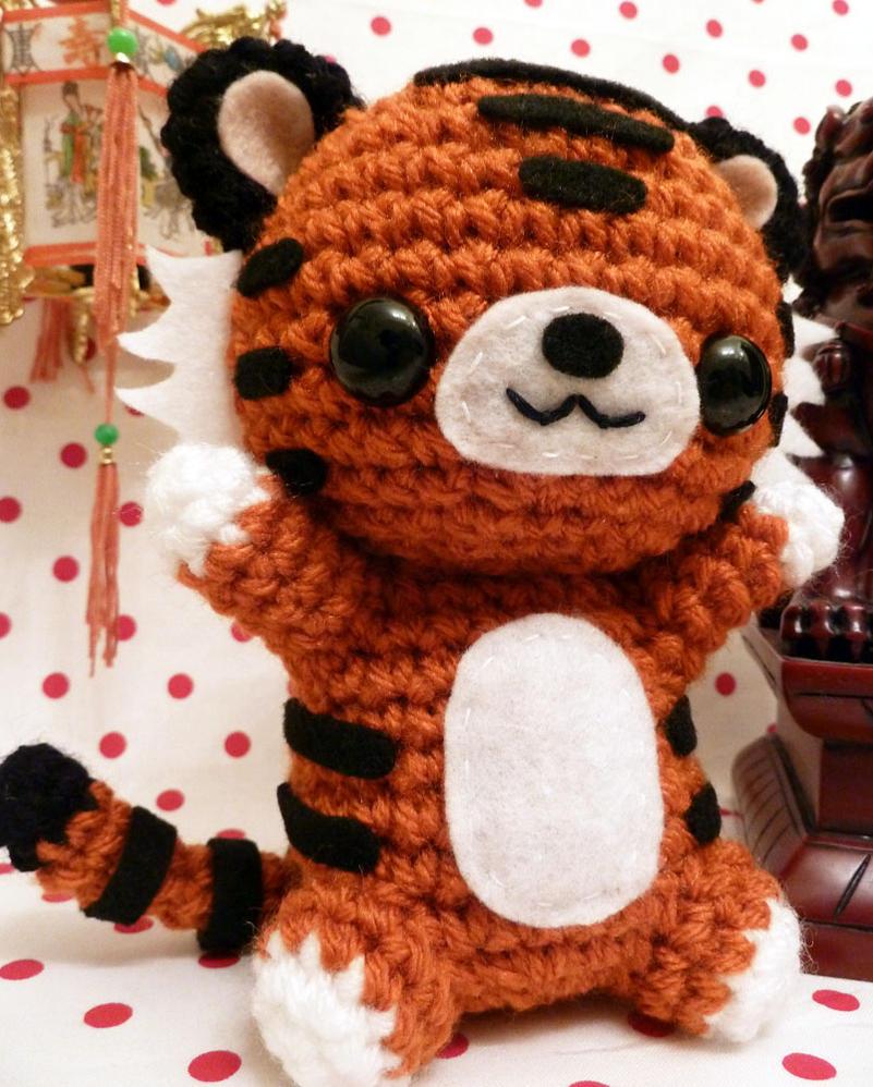 Tiger Amigurumi by cuteamigurumi on DeviantArt