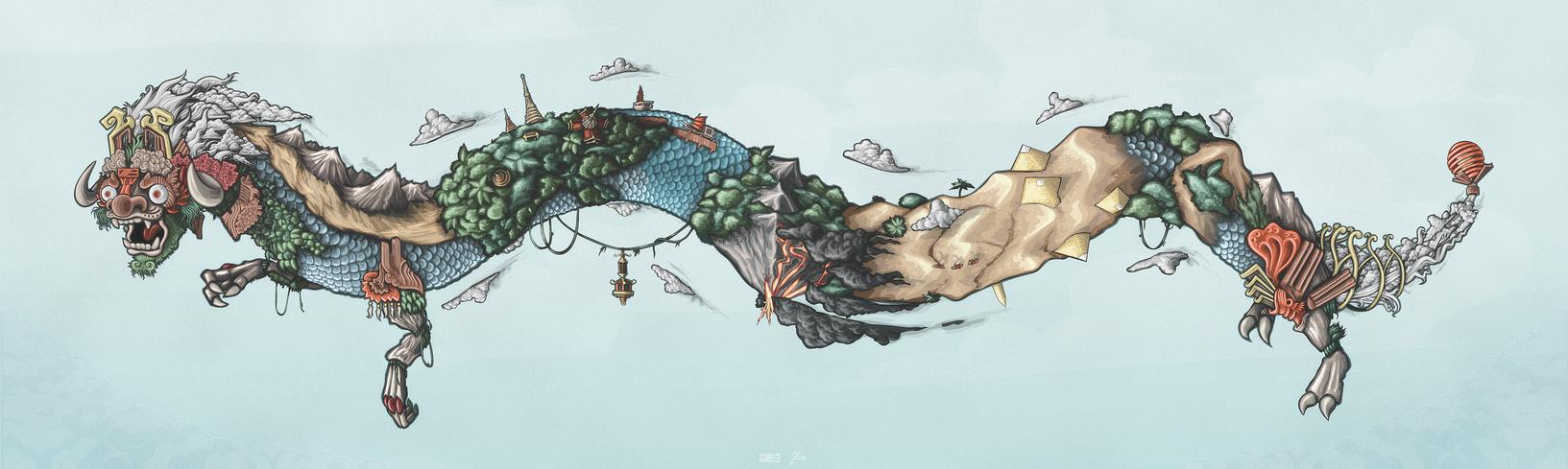 Savage Civilization by JDeVector