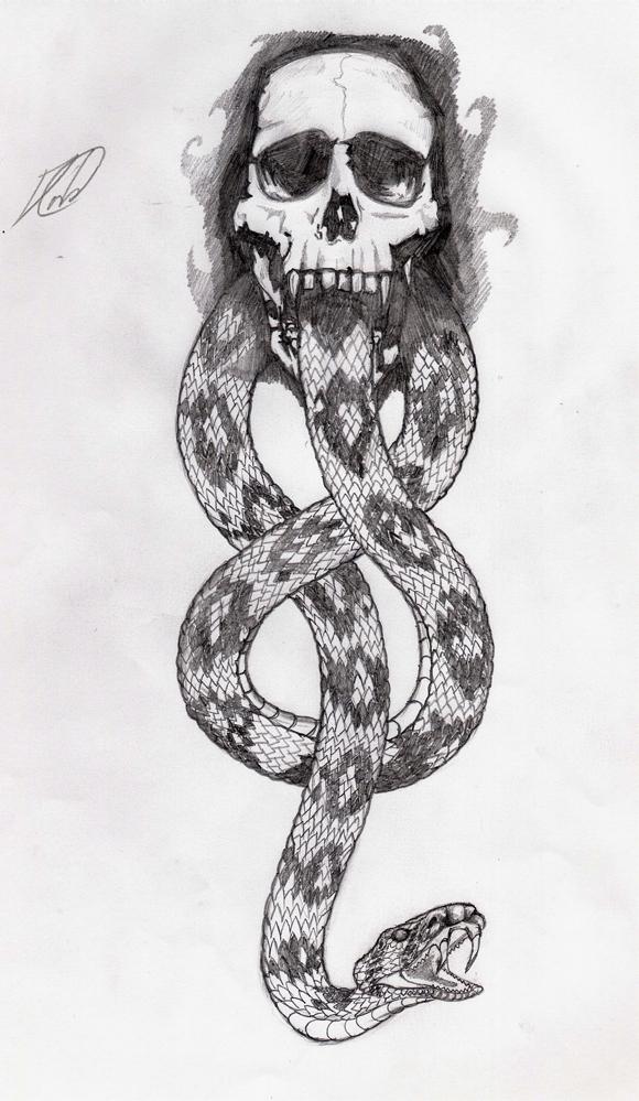 The Dark Mark By Kadus On DeviantArt