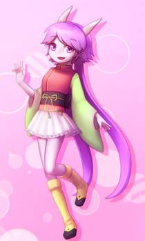 Pretty Lilac [commission]