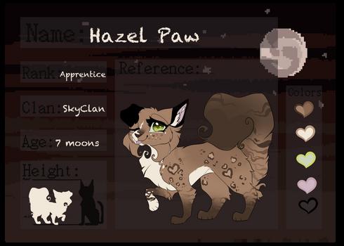 [APP] Hazel Paw