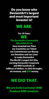 WE are deviantart