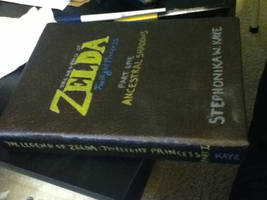 LOZ:Twilight Princess Hardback Edition!