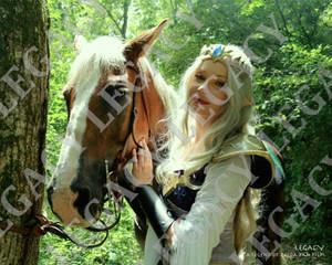 LEGACY: Zelda and Epona
