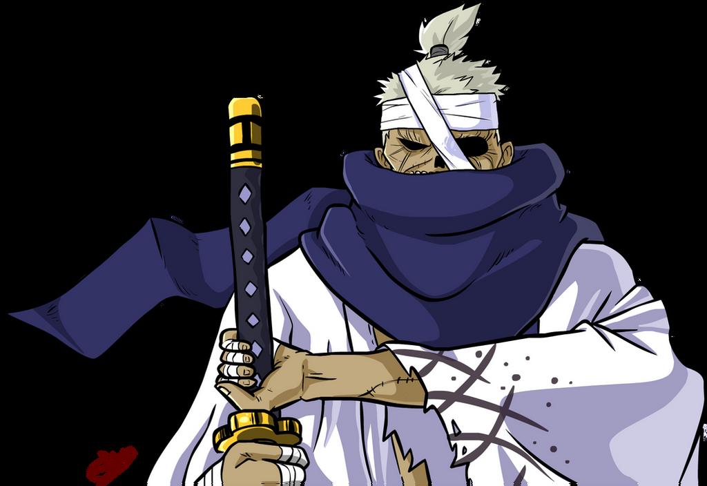 Ryuma #2 - OnePiece (Thriller Bark) by xShibito on DeviantArt