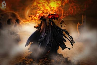 Deathscythe by sadthree