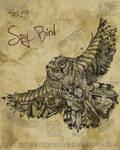 Frankenstein's Owl  THREADLESS