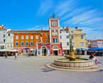 Rovinj_Tito Square