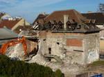 The first demolition