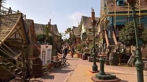 Popeye Village_3