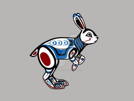 Haida Snowshoe hare