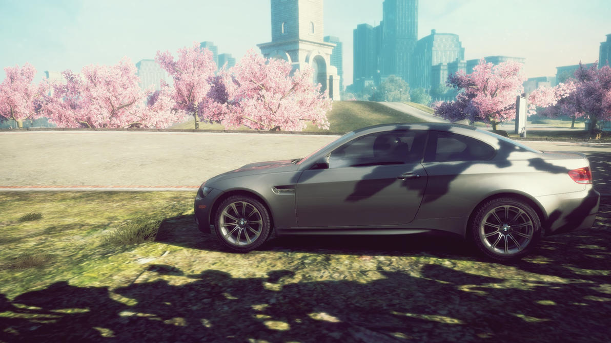Need For Speed Most Wanted 2012 - BMW E92 M3 [01] by callmenorulz