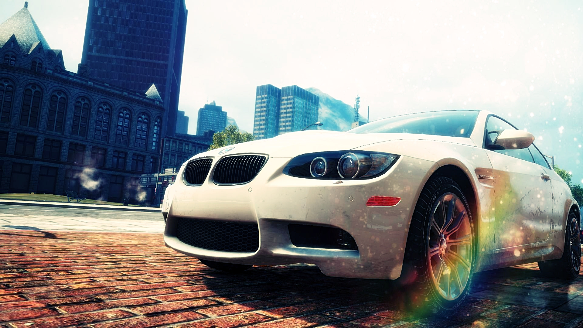 Need For Speed Most Wanted 2012 - BMW E92 M3 [03] by callmenorulz