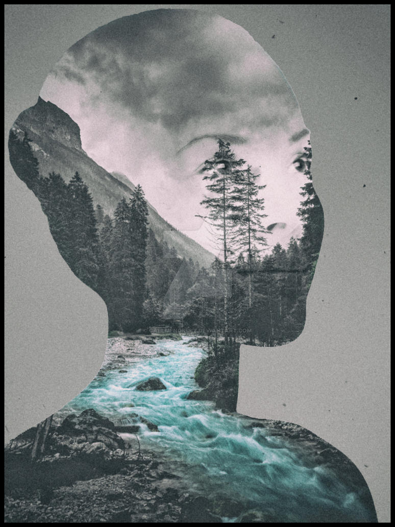 Double Exposure by callmenorulz