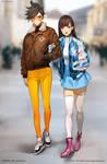 overwatch street fashion