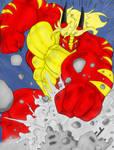 Dragonfireny's Rampage - 1-5