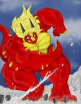 Dragonfireny's Rampage - 3-5