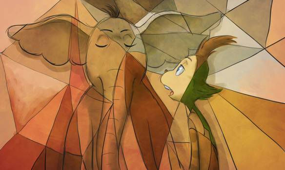 horton hears somebody he used to know