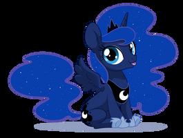Mini Luna by miikanism